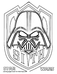 darth vader coloring pages coloringeast