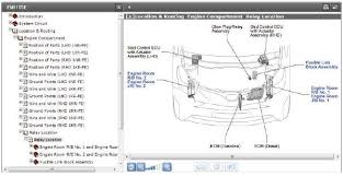 2015 toyota tundra electrical wiring diagram in pdf pdf