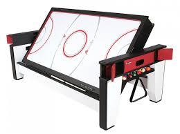 air hockey table over pool table air hockey pool table