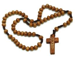 wooden rosaries wooden rosary 9 inch jewelry wooden other religious