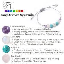 rose stone bracelet images Tl new arrival mutil color healing bracelets natural moonstone jpg