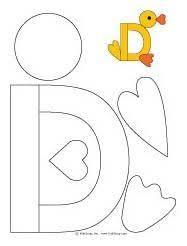 e is for egg letter e craft pattern preschool pinterest