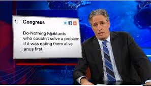 jon stewart blasts congress sequester deal do nothing f ktards