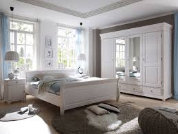 Schlafzimmer Ohne Bett Oxford Kleiderschrank 4trg Kiefer Weiß