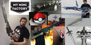 3d designer myminifactory 3d designer kirby downey on and
