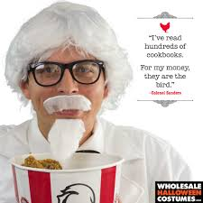 wholesale halloween masks diy colonel sanders costume wholesale halloween costumes blog