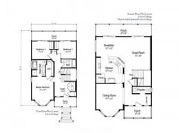 two floor plans two style modular homes floor plans design inspiration