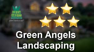 Five Star Landscaping by Green Angels Landscaping Columbia Md Impressive Five Star Review