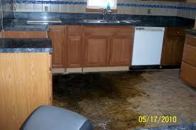 Kitchen Water Faucet Repair by Mommas Place At Home Water Leak Led To Remodeling Our Kitchen