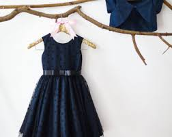 navy wedding dress etsy