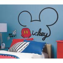 deco mickey chambre chambre mickey achat chambre mickey pas cher rue du commerce
