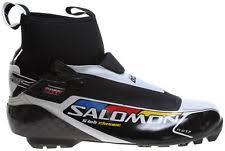 s xc boots salomon cross country ski boots ebay