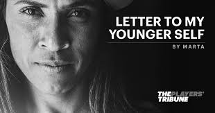 letter to my younger self by marta