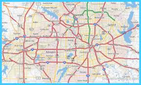fort worth map map of dallas fort worth vacations travel map