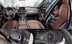 audi a6 2013 vs 2014 2012 audi a6 3 0t quattro test reviews car and driver