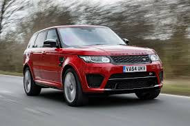 range rover svr range rover sport svr review 2015 first drive motoring research
