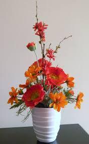 52 best diy silk flower arrangements images on pinterest silk