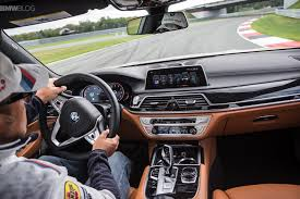 luxury bmw 7 series video xcar drives the new bmw 7 series