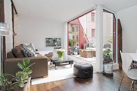small modern apartment small modern apartment interior with hardwood floors
