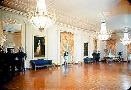 white house east ballroom december 1956 1600 pennsylvania