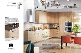 Ikea Scaffali Legno by Brochure Cucine 2018