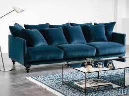 canap ancien velours canap bleu marine offres exclusives sur westwing 1 amazing canape 11