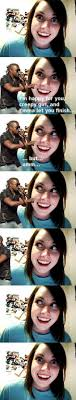 Creepy Girlfriend Meme - funny overly attached girlfriend