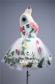 tulle flowers trendy evening dress evening dress flowers and