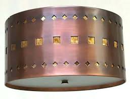 Tin Ceiling Lights Punched Tin Ceiling Light I Punched Tin Ceiling Fan Light