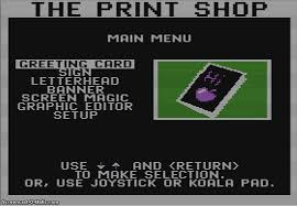 walk through of print shop pro software for apple e youtube
