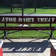 Avon Ohio Map Dairy Treat Avon Ohio