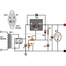 how to build a versatile 0 to 12 volt adjustable dc power supply unit