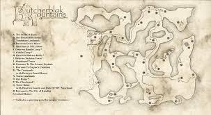 Eq2 Maps Site Map