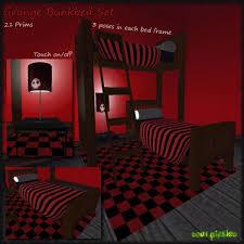 3 Bunk Bed Set Second Marketplace Sp Grunge Bunk Bed Set