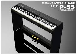 ad un piano p 55wh digital piano in white with l pak 88 notes fully