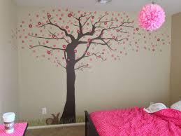custom made cherry blossom tree mural by kid murals by dana custom made cherry blossom tree mural