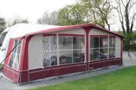 Bradcot Awning Spares Awning With Annexe Used Caravan Accessories Buy And Sell In The