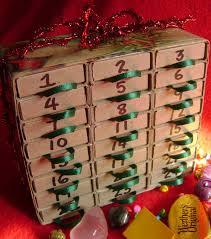 Calendrier De L Avent Fabriquer Un Calendrier De Photo Quelques Boîtes D Allumettes Pour Ce Calendrier De L Avent à