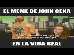 Memes De John Cena - momo real de john cena sub español prank john cena street v youtube