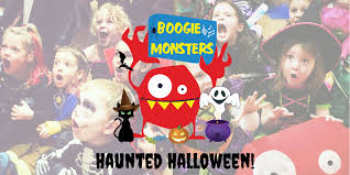 boogie monsters haunted halloween party 22nd october woolwich