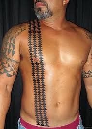 27 cool hawaiian neck tattoos