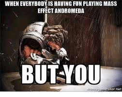 Funny Mass Effect Memes - mea meme thread new bioware social network fan forums