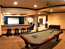 interior interesting pleasing basement game room ideas all one