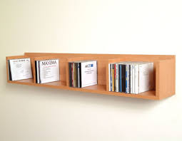 shelving black stained wooden wall shelf for book storage