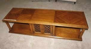 drexel coffee table norcal online estate auctions u0026 estate sales lot 6 solid wood
