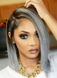 grey hairstyles for young women 20 pictures of bob hairstyles short hairstyles 2016 2017