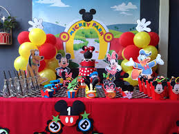 mickey mouse party ideas interior design awesome mickey mouse party theme decorations
