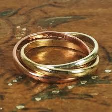 russian wedding band date 1992 9ct gold russian wedding ring fetheray