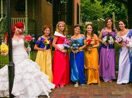 themed weddings princess the top disney wedding a viral hit princess