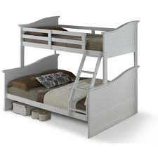 double bed wave double bed with single bunk bed kids furniture modern
